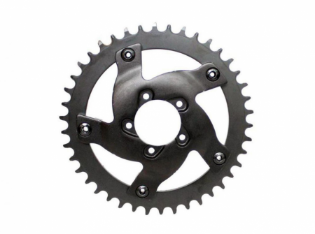 Chainring 44 for mid drive 1000 W