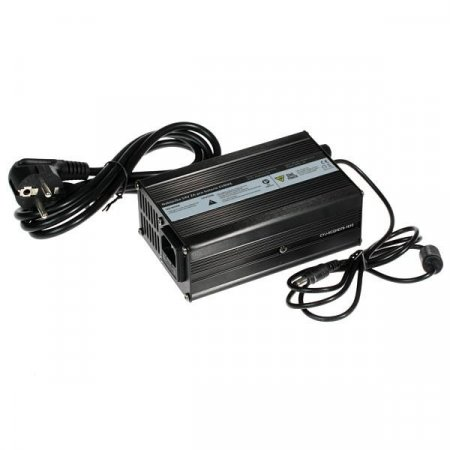 eBike battery charger 48V, 2A