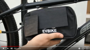 Bag battery connection