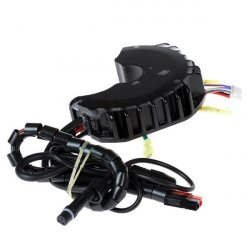 Replacement controller for 1000W mid-drive 48V/30A