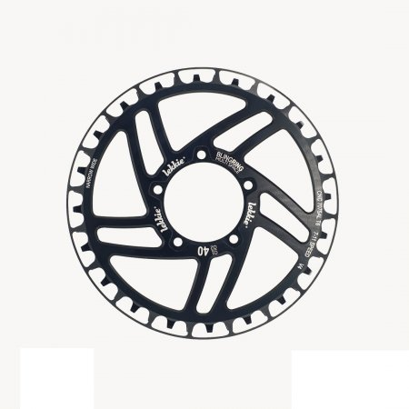 Chainring Lekkie  40 teeth for mid drive  250/750W with drive cover