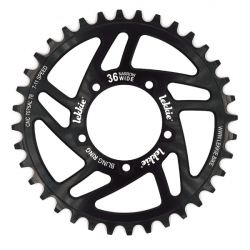 Chainring Lekkie 36T for mid-drive 250/750 W